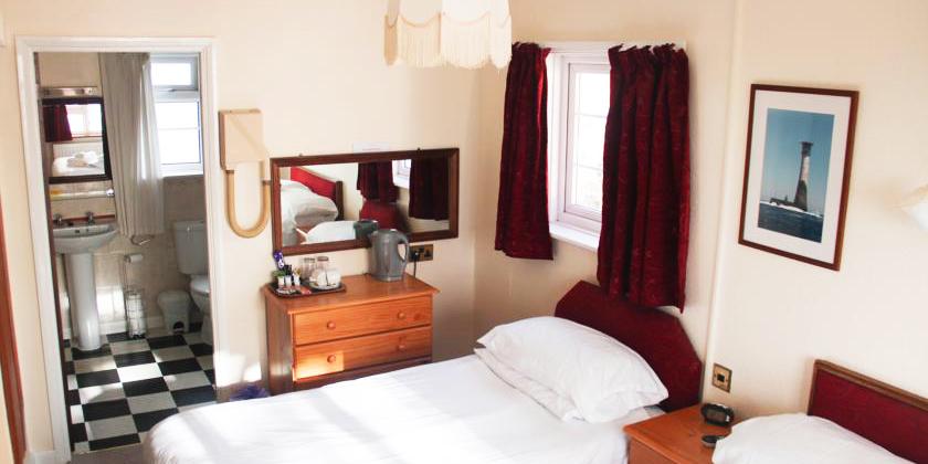 double room penzance