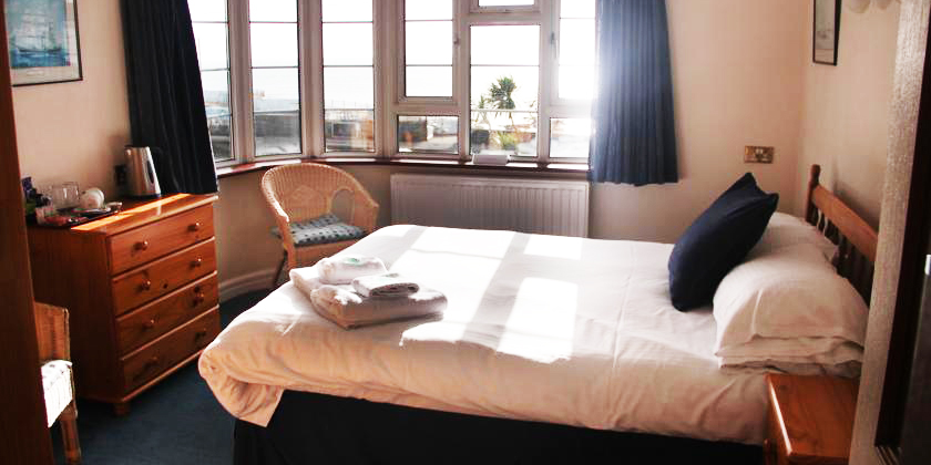 Double room penzance